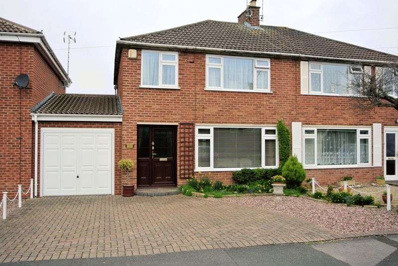 3 Bedrooms Semi Detached House for sale in Longlevens, Gloucester