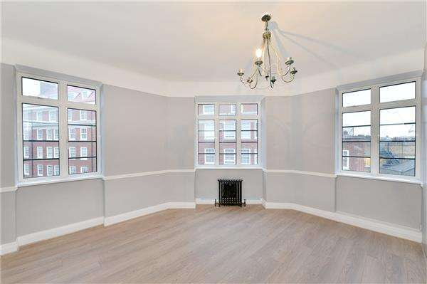 4 Bedrooms Flat for sale in STOURCLIFFE CLOSE, MARBLE ARCH, W1
