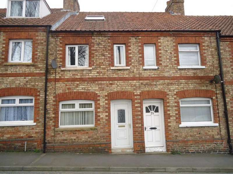 2 Bedrooms House for sale in Wentworth Street, Malton