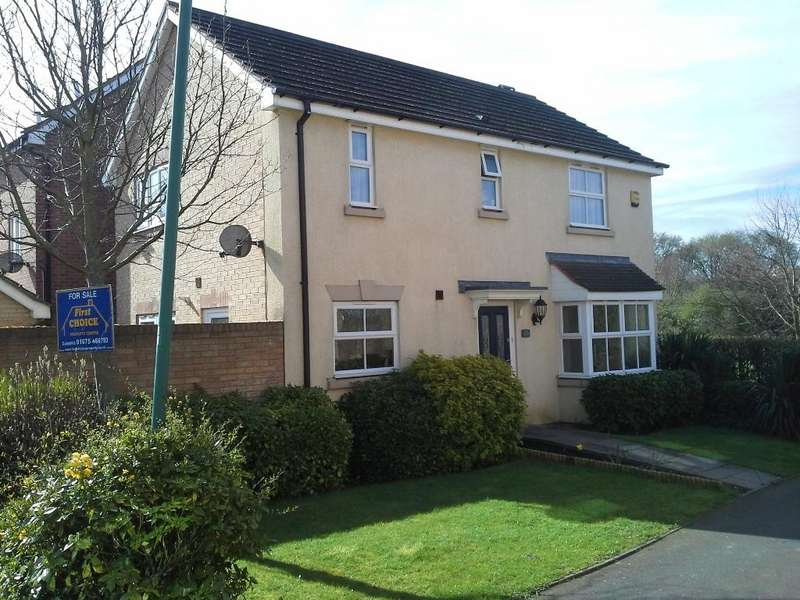 3 Bedrooms Detached House for sale in Hawksworth Crescent, Chelmsley Wood, Birmingham B37