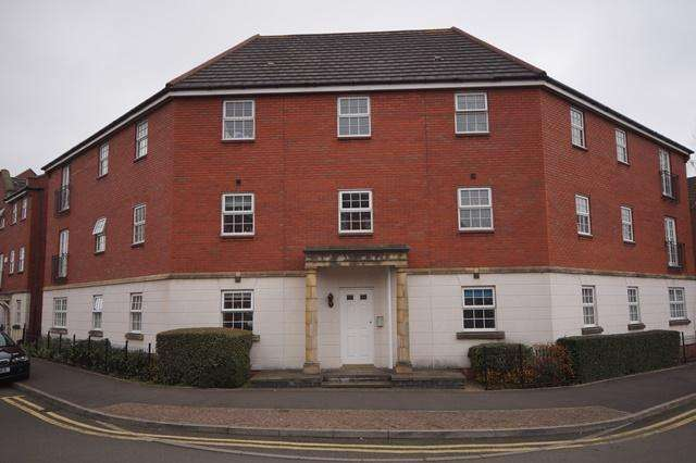 2 Bedrooms Flat for sale in Doe Close, Penylan, Penylan, Cardiff CF23