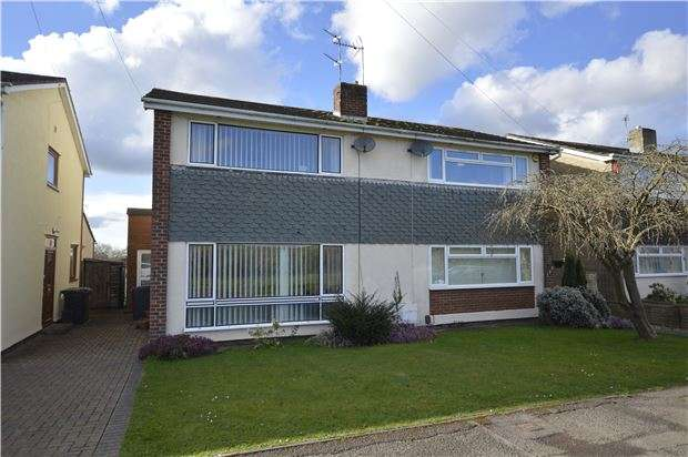 3 Bedrooms Semi Detached House for sale in Roundways, Coalpit Heath, Bristol, BS36 2LT