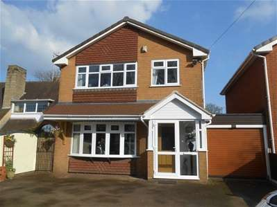 3 Bedrooms Detached House for sale in Stafford Road, Bloxwich