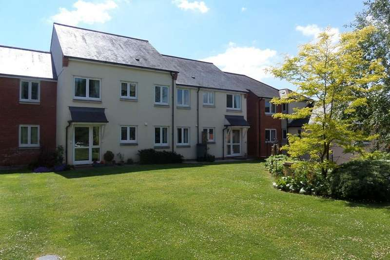 1 Bedroom Retirement Property for sale in Butts Road, Exeter