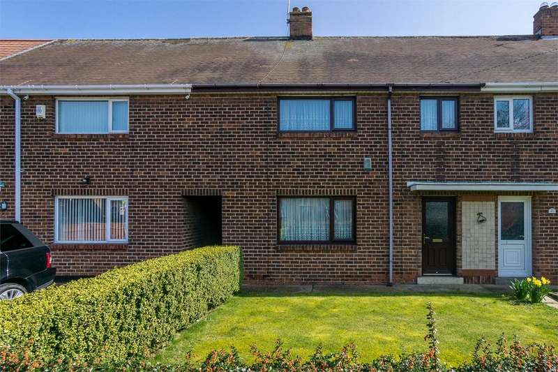 3 Bedrooms Terraced House for sale in Highfield, WITHERNSEA, East Riding of Yorkshire