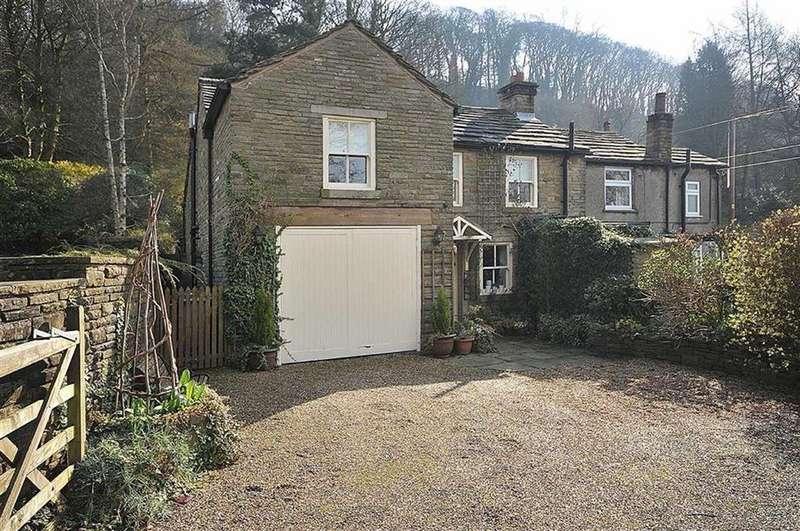 4 Bedrooms Barn Conversion Character Property for sale in Oak Lane, Kerridge, Macclesfield