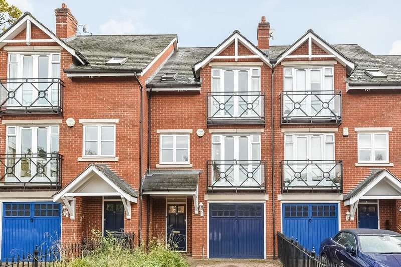 4 Bedrooms Terraced House for sale in Imperial Place, Chislehurst, BR7