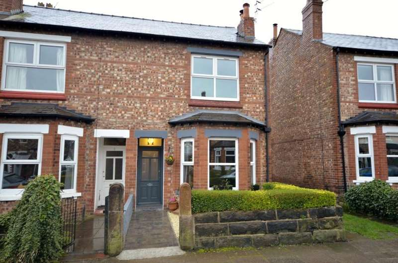 3 Bedrooms End Of Terrace House for sale in Colwick Avenue, Altrincham