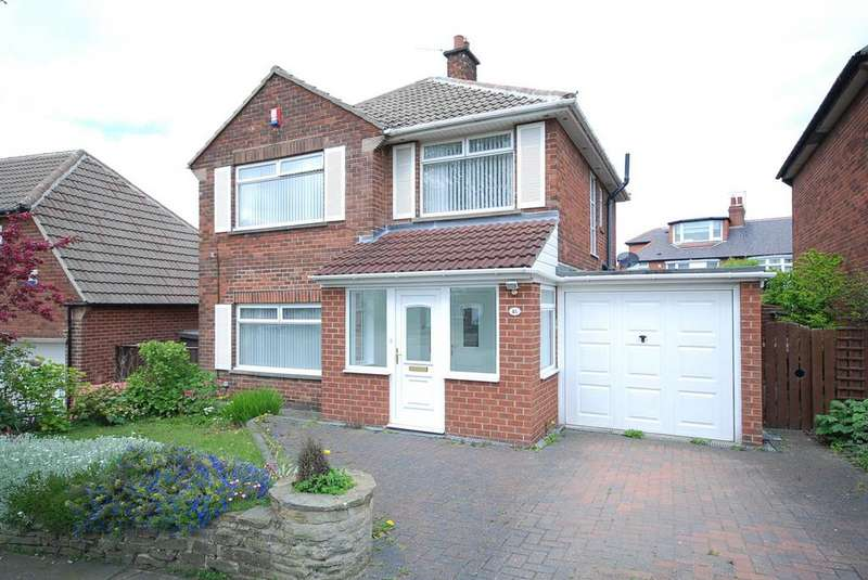 3 Bedrooms Detached House for sale in Valley Drive, Low Fell
