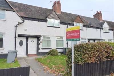 3 Bedrooms Terraced House for rent in New Chester Road, Bromborough