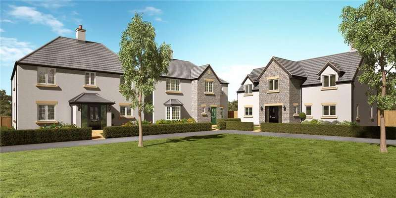4 Bedrooms Detached House for sale in Otters Brook, Cannington, Bridgewater, Somerset