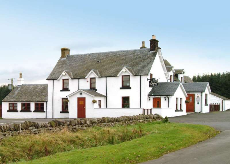4 Bedrooms Detached House for sale in Sheriffmuir Road, Sheriffmuir, Dunblane, Scotland, FK15 0LN