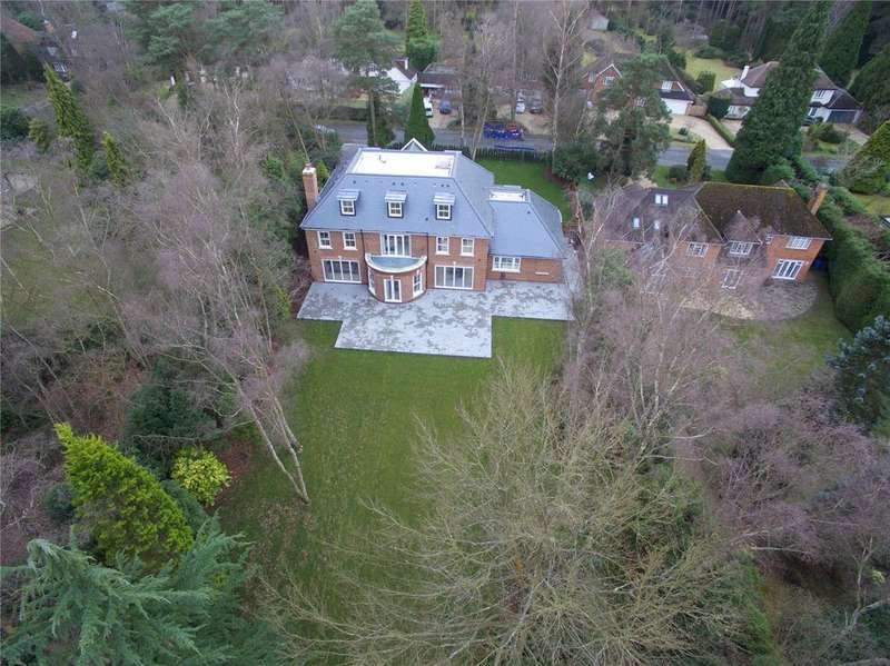 6 Bedrooms Detached House for sale in Prince Consort Drive, Ascot, Berkshire