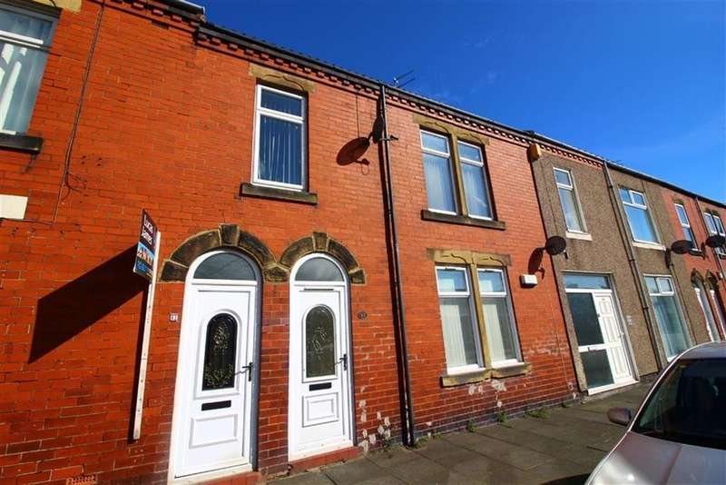 3 Bedrooms Flat for sale in Hartburn Terrace, Seaton Delaval