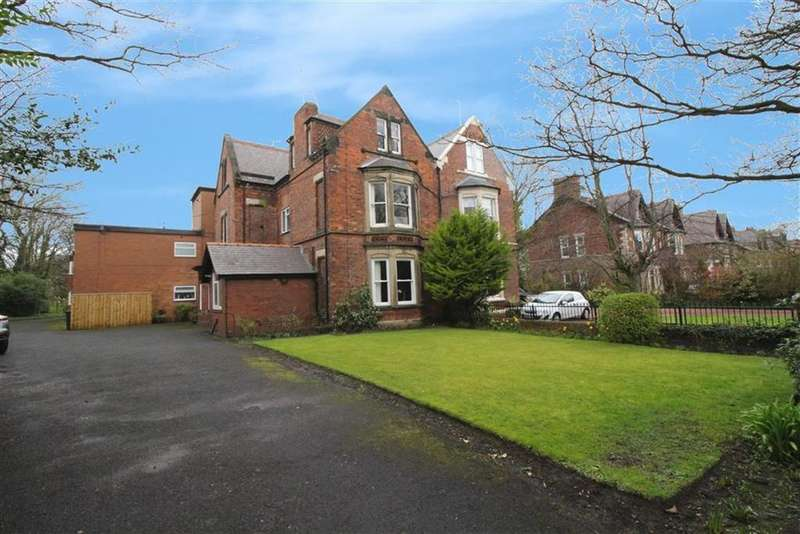 1 Bedroom Flat for sale in Parkside Court, Whitley Bay