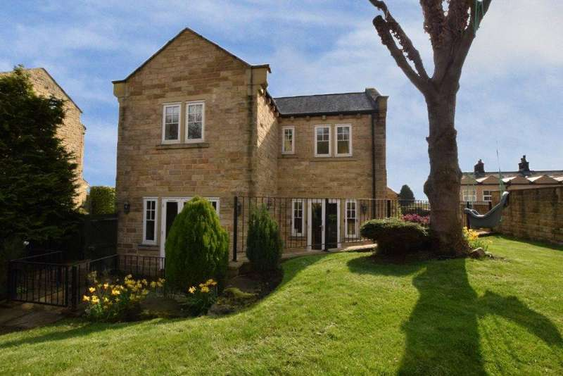3 Bedrooms Detached House for sale in York House, Stonedene, Meanwood, Leeds
