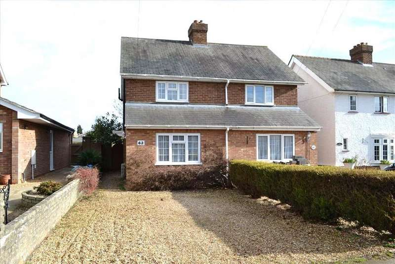 2 Bedrooms Semi Detached House for sale in Fairfield Road, Biggleswade, SG18