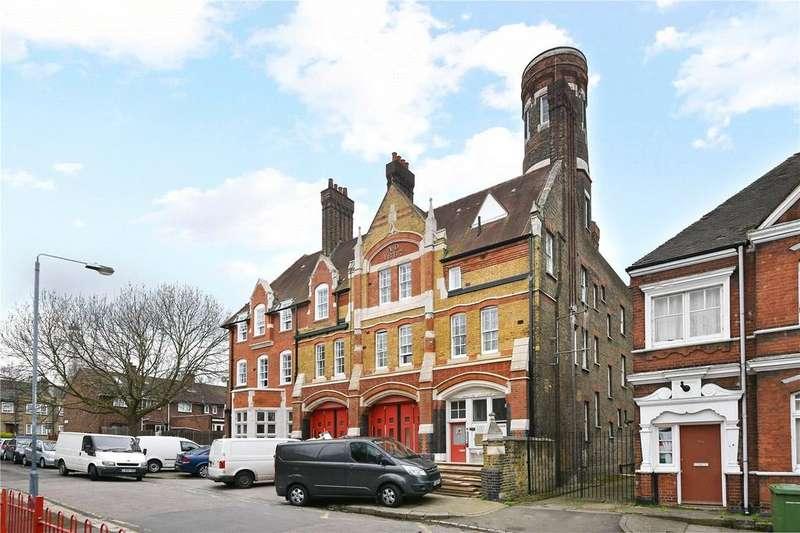 2 Bedrooms Flat for sale in Old Woolwich Fire Station, 24 Sunbury Street, Woolwich