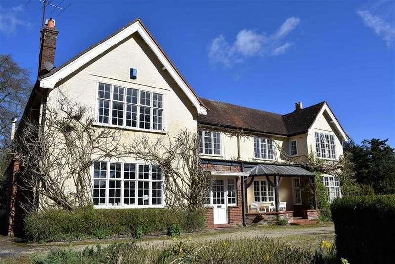 6 Bedrooms Detached House for sale in Blighton Lane, Farnham, Surrey