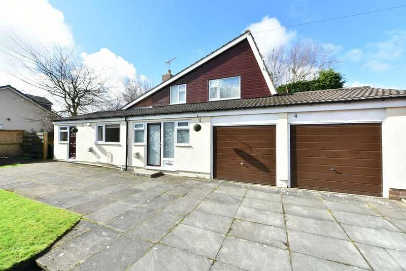 4 Bedrooms Detached House for sale in Delph Lane, Aughton