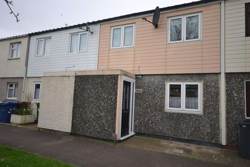 3 Bedrooms Terraced House for sale in Mayflower Close, South Ockendon, RM15