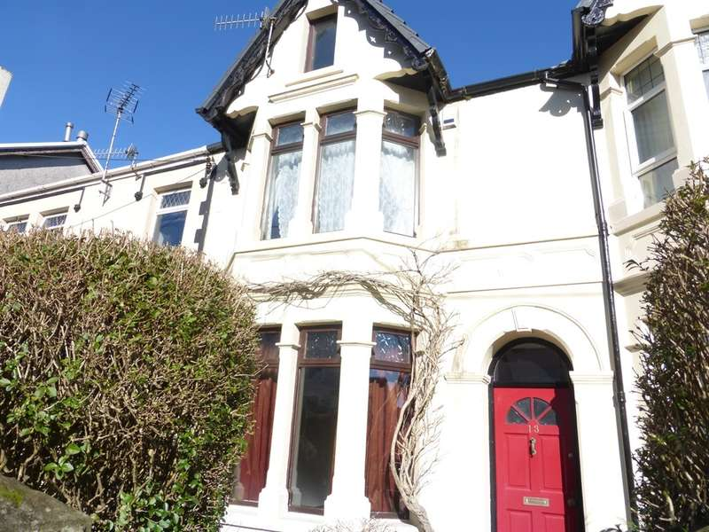 3 Bedrooms Terraced House for sale in Brynmawr Place, Maesteg