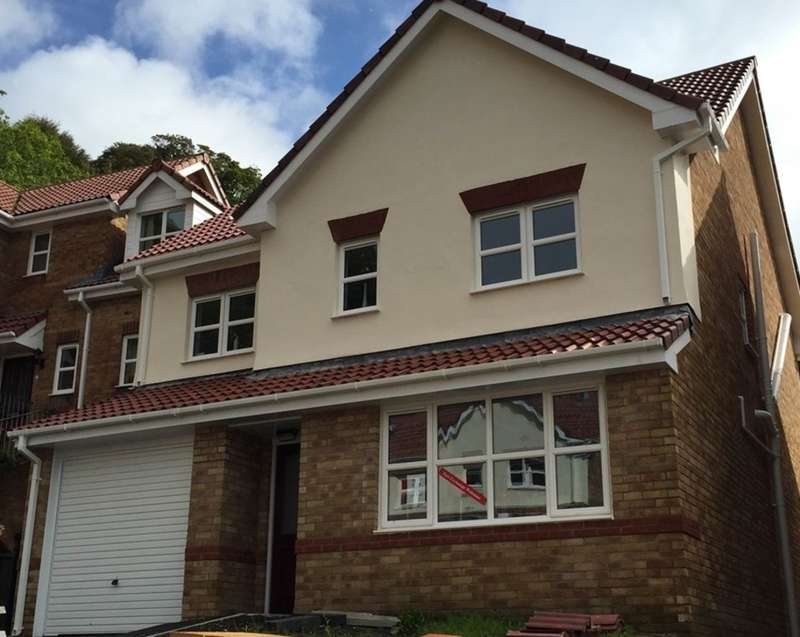 6 Bedrooms Detached House for sale in Cae Canol, Baglan, Port Talbot