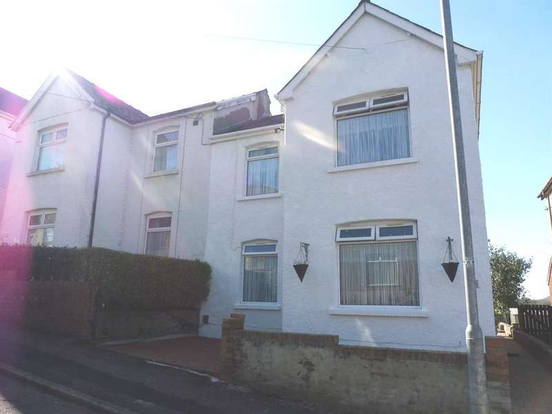3 Bedrooms Semi Detached House for sale in Westbourne Road, Neath