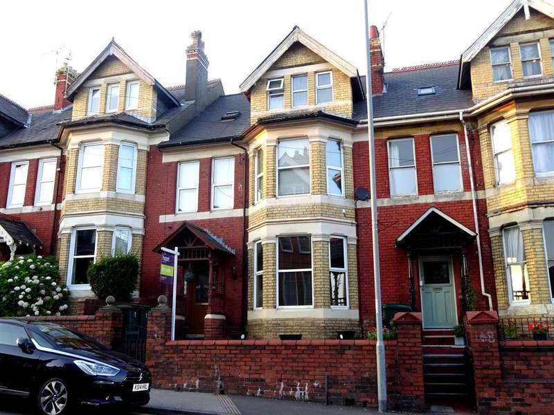 5 Bedrooms Terraced House for sale in Stow Hill, Newport