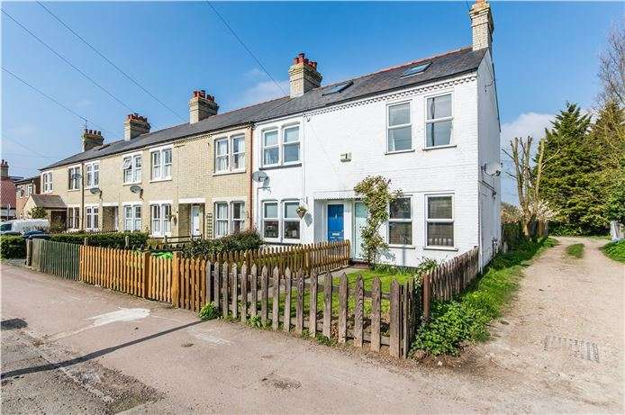 3 Bedrooms End Of Terrace House for sale in Fulbourn Road, Cherry Hinton, Cambridge