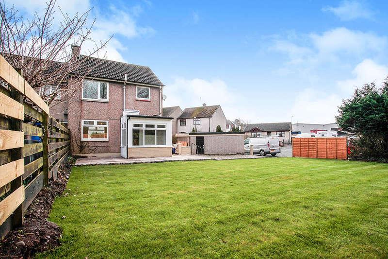 2 Bedrooms Property for sale in Akers Avenue, Locharbriggs, Dumfries, DG1