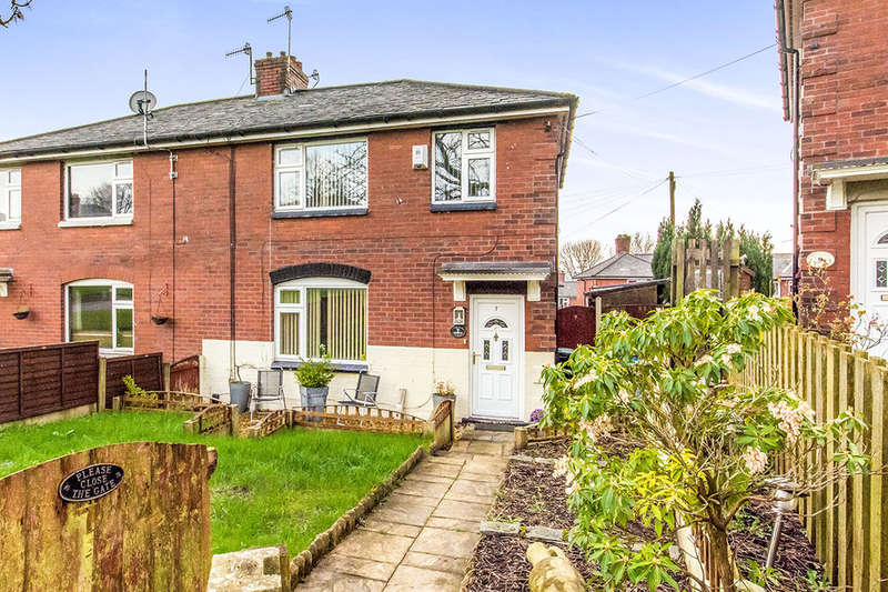 3 Bedrooms Semi Detached House for sale in Bromley Avenue, Royton, Oldham, OL2