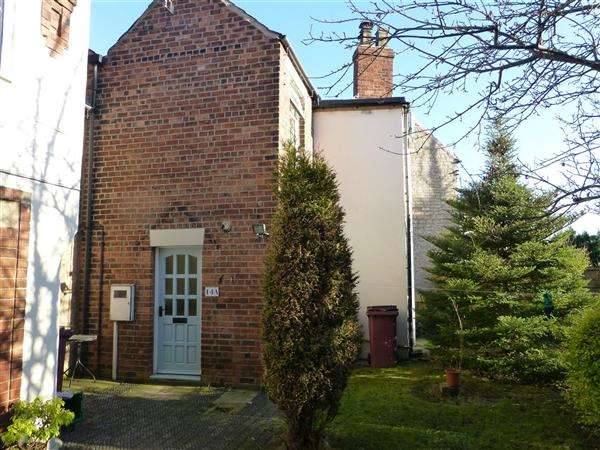 2 Bedrooms Cottage House for sale in Welbeck Street, Whitwell, Worksop