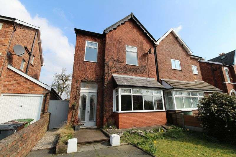 3 Bedrooms Semi Detached House for sale in Cambridge Road, Churchtown, Southport