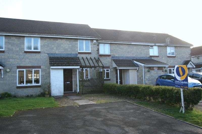2 Bedrooms Terraced House for sale in Heol Y Fro, Llantwit Major