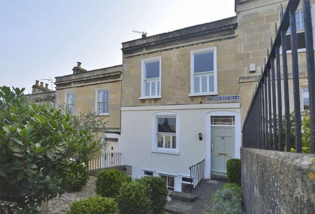 3 Bedrooms End Of Terrace House for sale in 4 Lyndhurst Place, Lower Camden, Bath