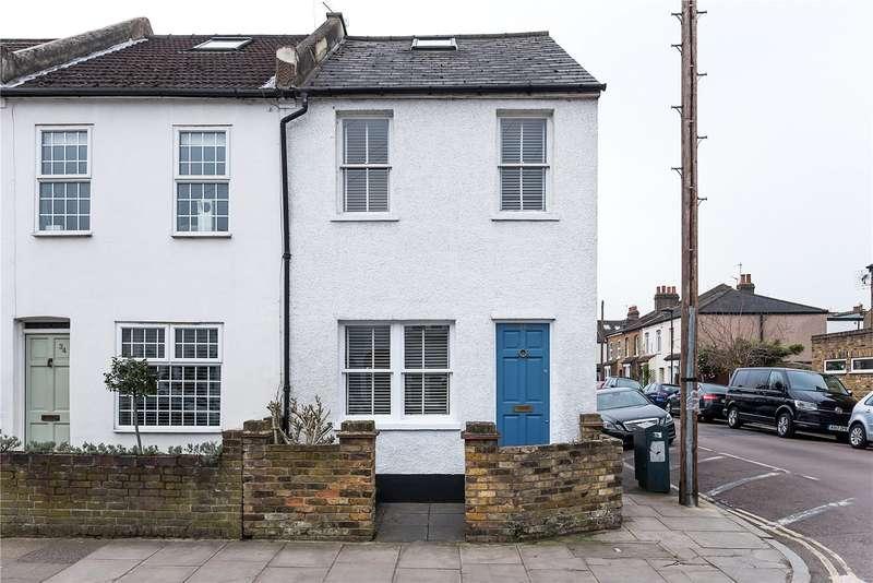 3 Bedrooms House for sale in Mereway Road, Twickenham, TW2