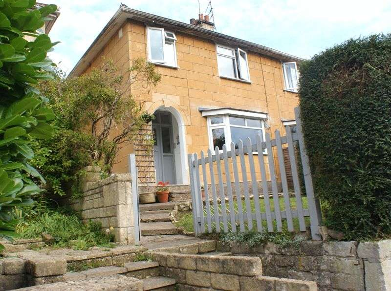 3 Bedrooms Semi Detached House for sale in Audley Grove, Weston, Bath, BA1