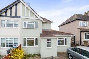 2 Bedrooms End Of Terrace House for sale in Hemsby Road, Chessington, Surrey