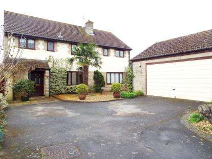 4 Bedrooms Detached House for sale in Milborne Port, Sherborne, Somerset