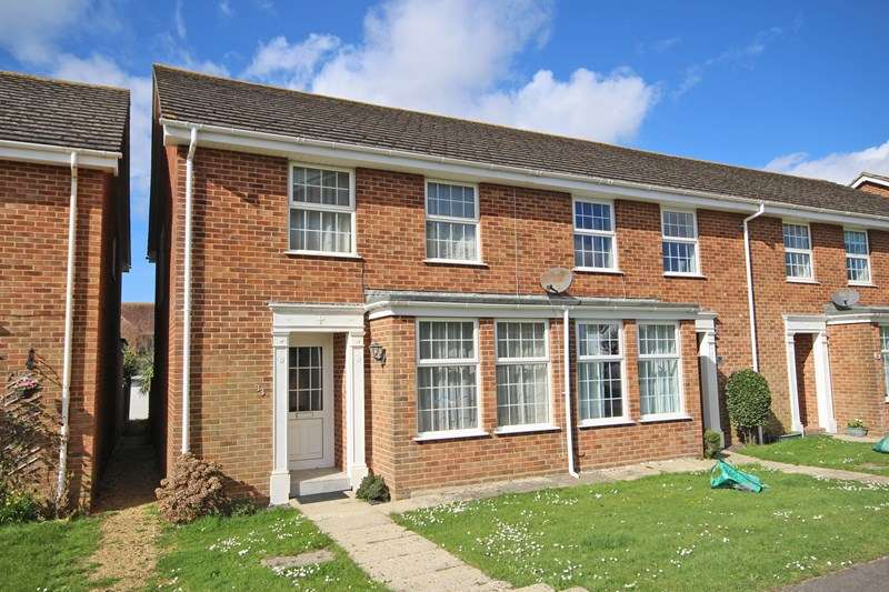 3 Bedrooms End Of Terrace House for sale in Sea Road, Barton on Sea, Barton on Sea