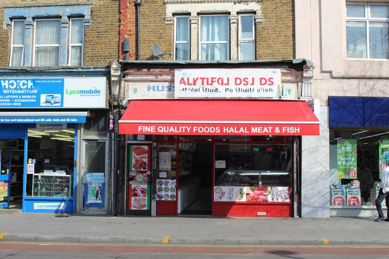 4 Bedrooms Retail Property (high Street) Commercial for sale in Hoe Street, London