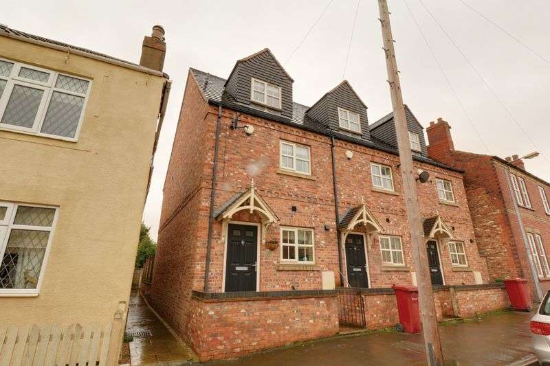 3 Bedrooms Terraced House for sale in High Street, Owston Ferry