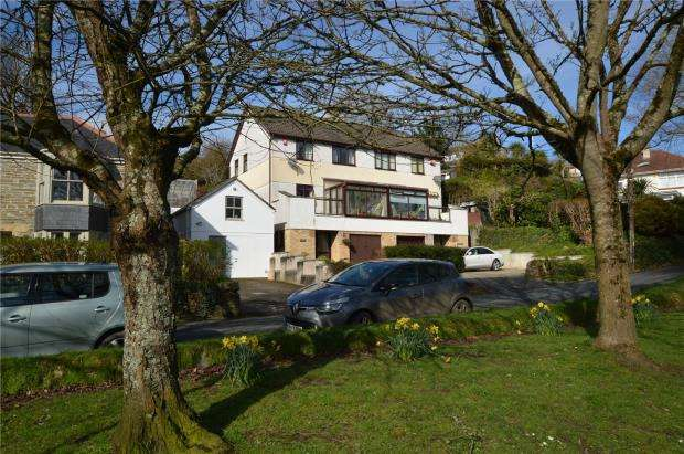 3 Bedrooms Semi Detached House for sale in Trenance Lane, Newquay, Cornwall
