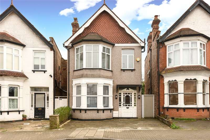3 Bedrooms House for sale in Nibthwaite Road, Harrow, Middlesex, HA1
