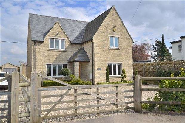 4 Bedrooms Detached House for sale in The Willows, Gretton Fields, Gretton, CHELTENHAM, Gloucestershire, GL54 5HH