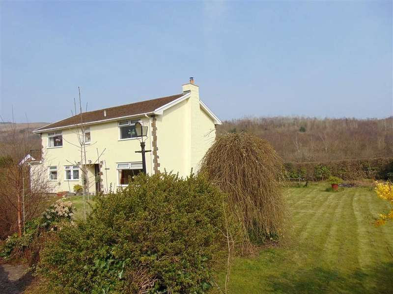 3 Bedrooms Detached House for sale in Old Parish Road, Pontypridd, Rhondda Cynon Taff
