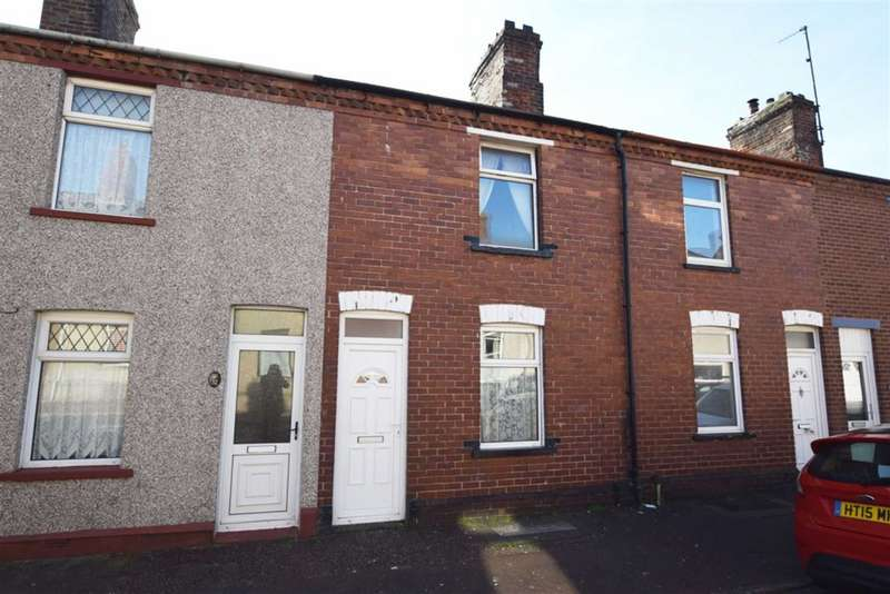 2 Bedrooms Terraced House for sale in Vernon Street, Barrow In Furness, Cumbria