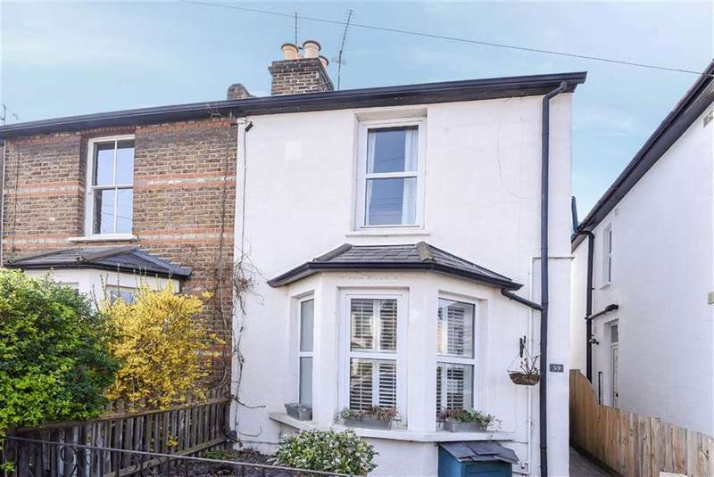3 Bedrooms Property for sale in Shortlands Road, Kingston Upon Thames