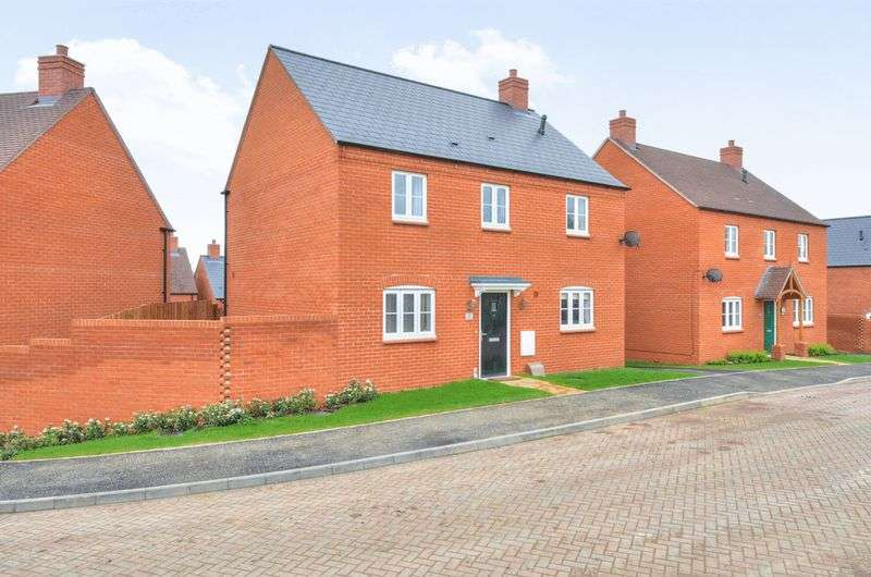 4 Bedrooms Detached House for sale in Quarry View, Roade